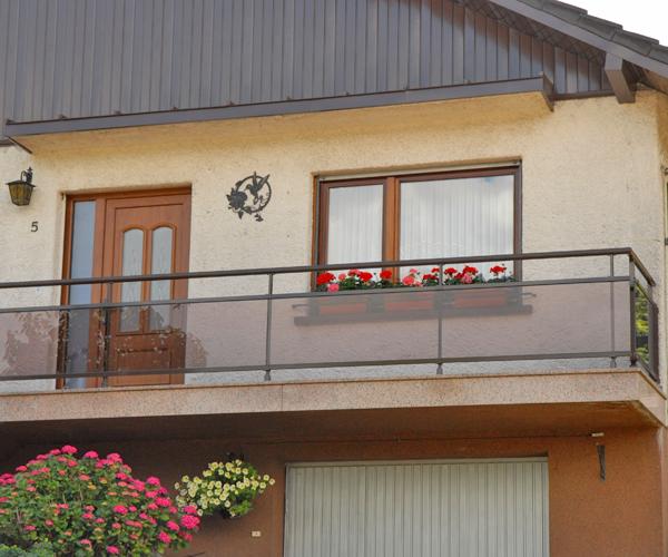 Menuiserie Btg Grand Choix De Garde Corps Ext Rieur En Moselle